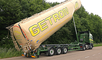 Bulk transport - Getron transport. Bulktransport, roettransport en ...